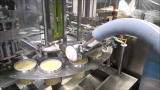 Zitropack MAP Rotary Sealing Machine